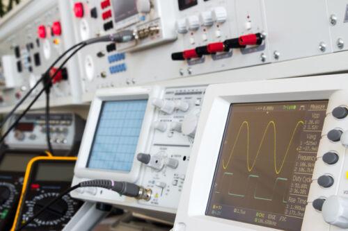 Können schnelle Signale nur mit dem Oszilloskop gemessen werden?