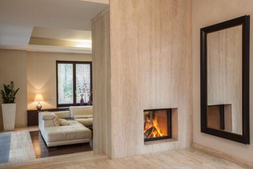 Funkenschutz für Kamine: Mit diesen Bodenplatten und Gittern schützen Sie Ihren Boden