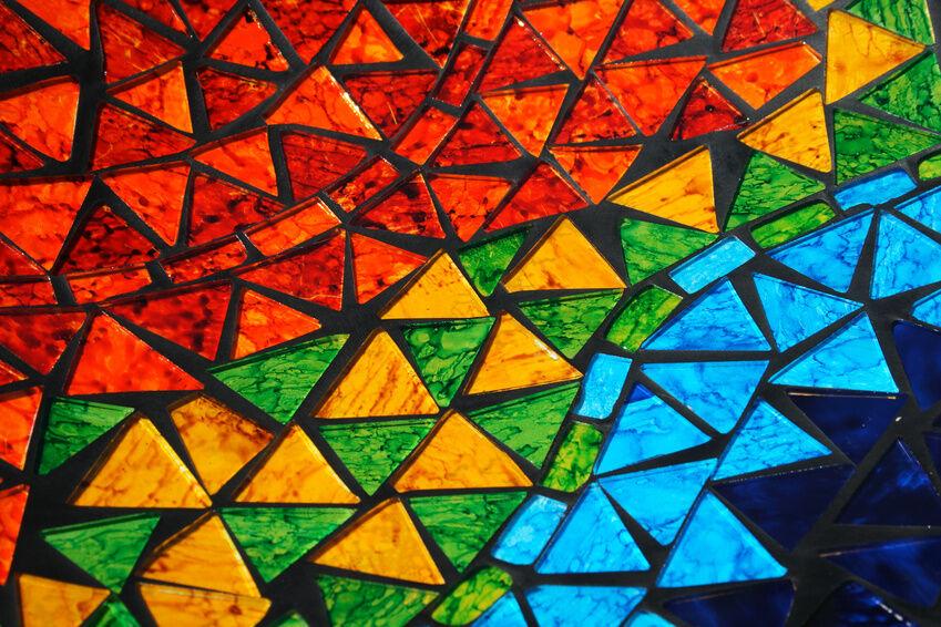 How to do Mosaic Glass Art