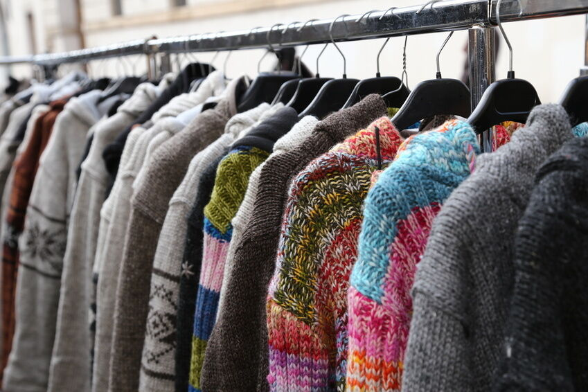How to Store Your Winter Clothes
