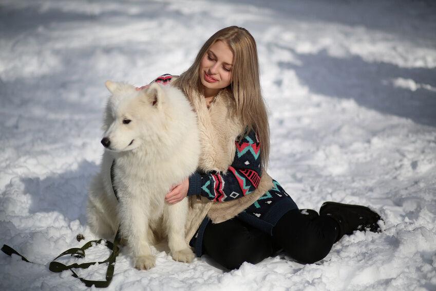 Auch im Winter ein modisches Highlight: Damen-Leggings für die kalte Jahreszeit