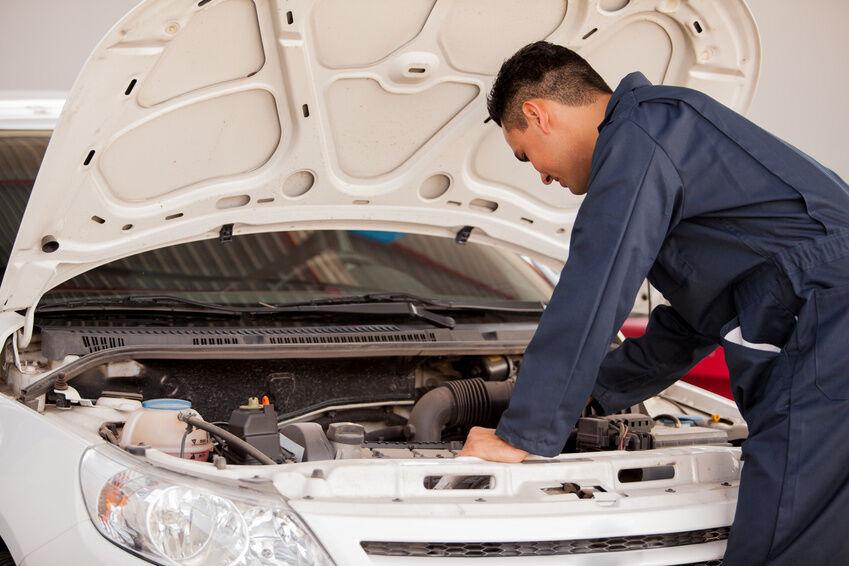 Wenn Die Garage Zur Werkstatt Wird Benzinpumpe Selbst