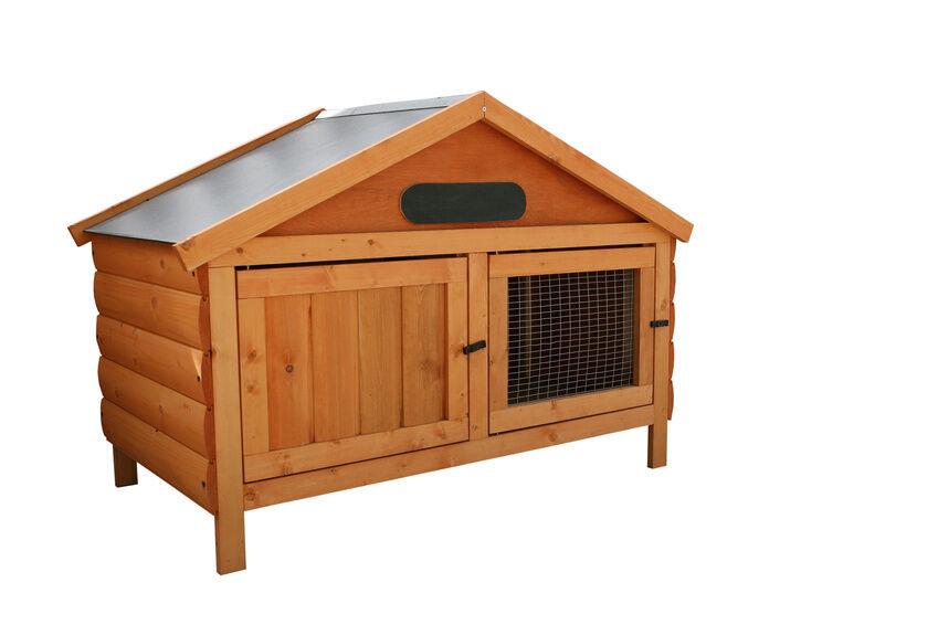 so bauen sie einen stall f r kaninchen selber ebay. Black Bedroom Furniture Sets. Home Design Ideas