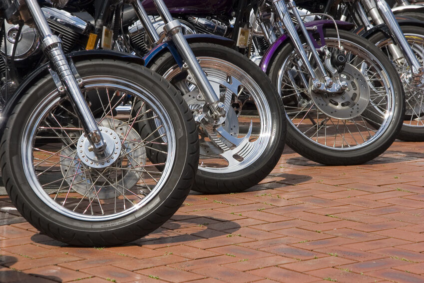 How to Buy Used Motorcycle Tyres