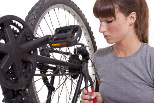 Everything You Need to Change a Bike Tyre