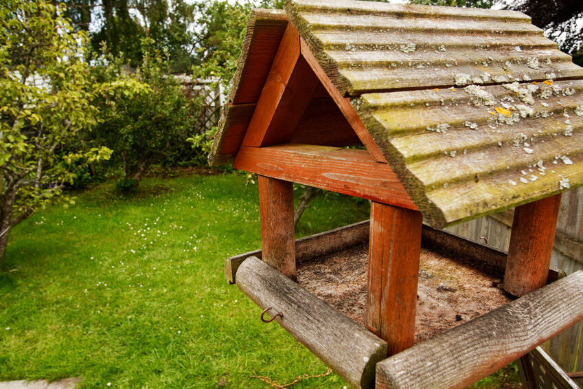 How to make a bird table stand ebay for How to build a bird stand