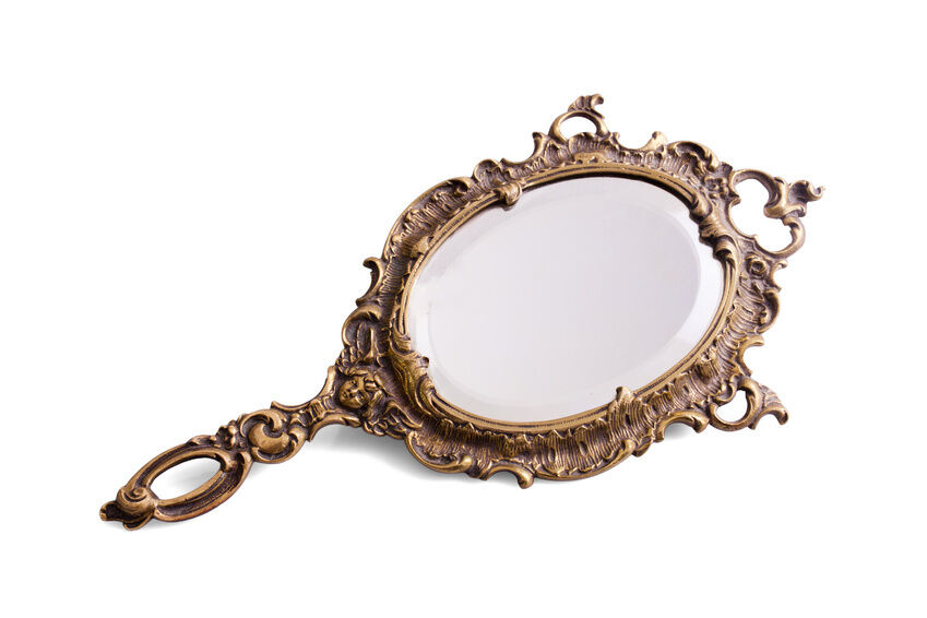 How to buy an antique hand mirror ebay for Where to find mirrors