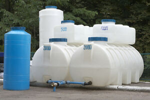 how to clean plastic boat fresh water tanks