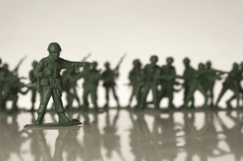 How to Buy Toy Soldiers on eBay
