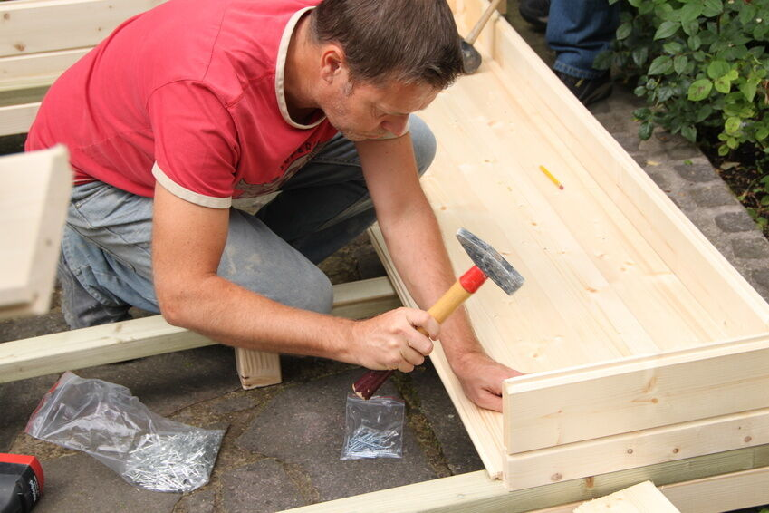 How to Build a Ramp to a Shed | eBay