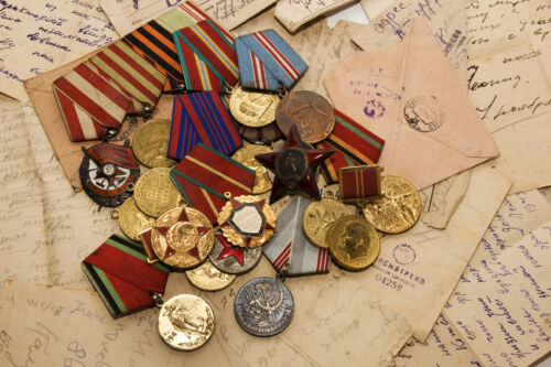 Your Guide to Buying World War I Ribbons on eBay