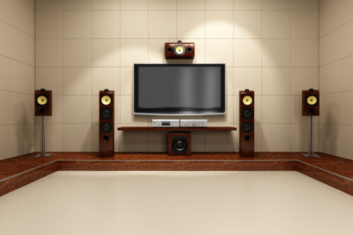 How to Achieve Surround Sound using Floor Standing Speakers