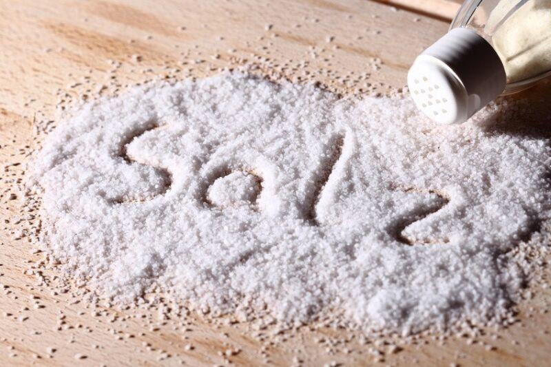 Salz stammt aus den Urmeeren unseres Planeten
