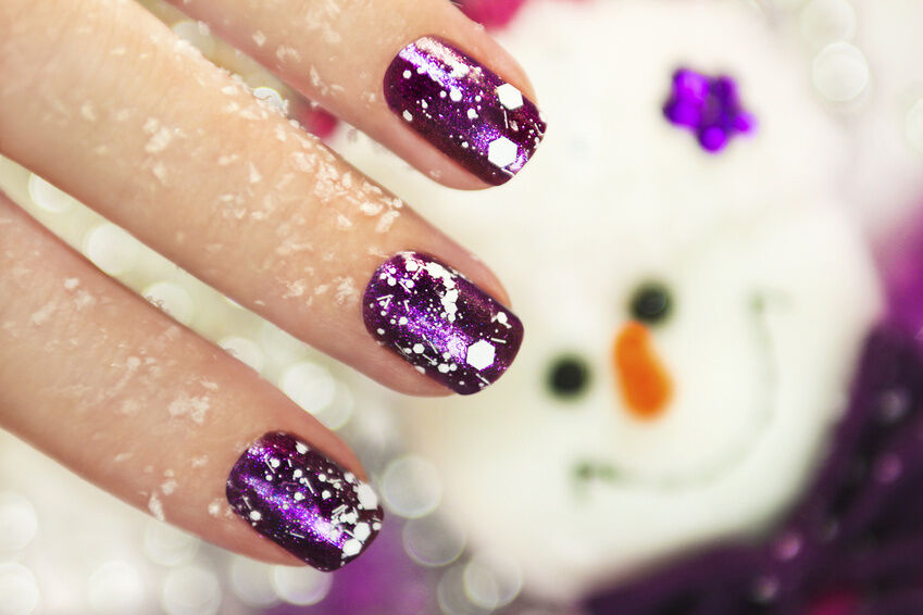 Considerations When Using Nail Glitter