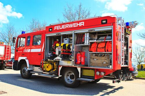 Einkaufsleitfaden für Feuerwehr- und THW-Technik