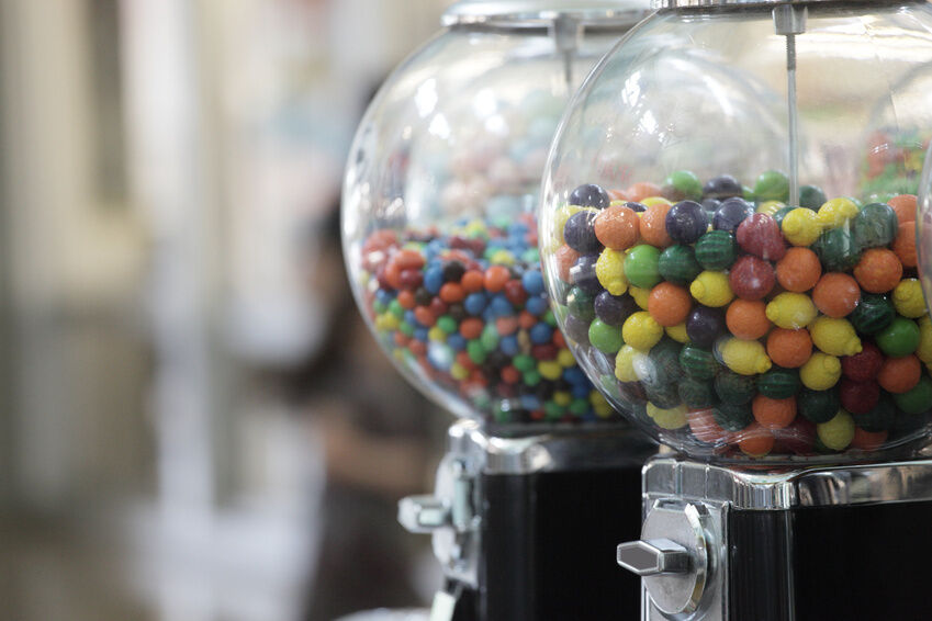 Top 3 Candy Dispensers