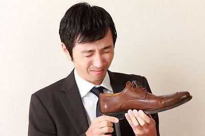 Wenn der Schuh nicht mehr nach Schuh riecht, hilft Salz