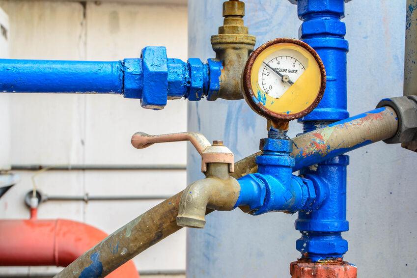 How To Adjust A Water Pressure Regulator