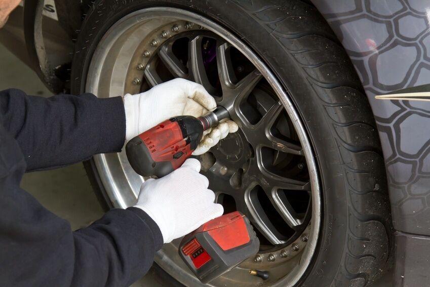 Spurverbreiterung - für ein stabileres Fahren