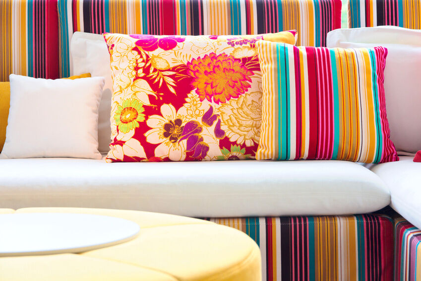 How to Make a Chenille Cushion