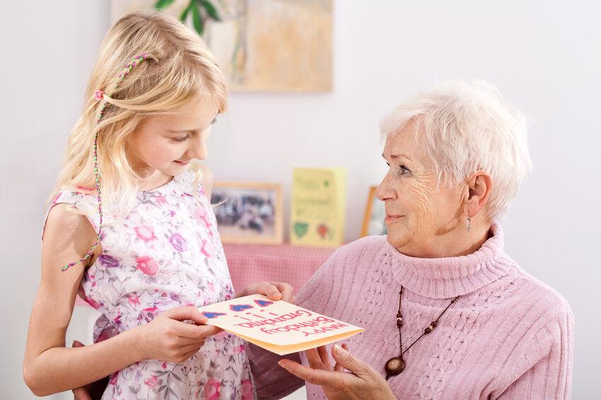 Что хотят бабушки в подарок 34