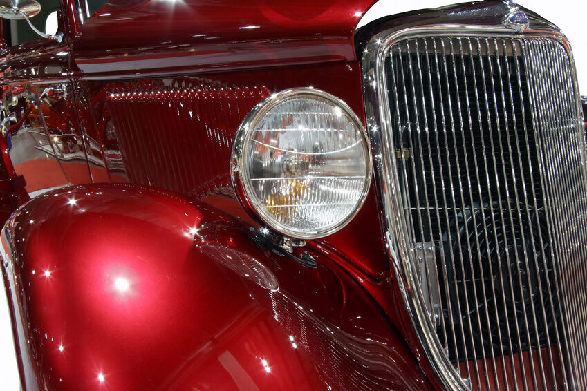 Classic Car Sells For  Million Dollars