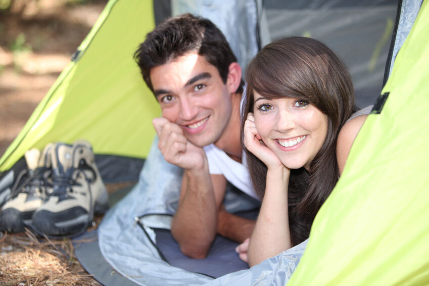 Top 3 Places to Camp with Pop-up Tent