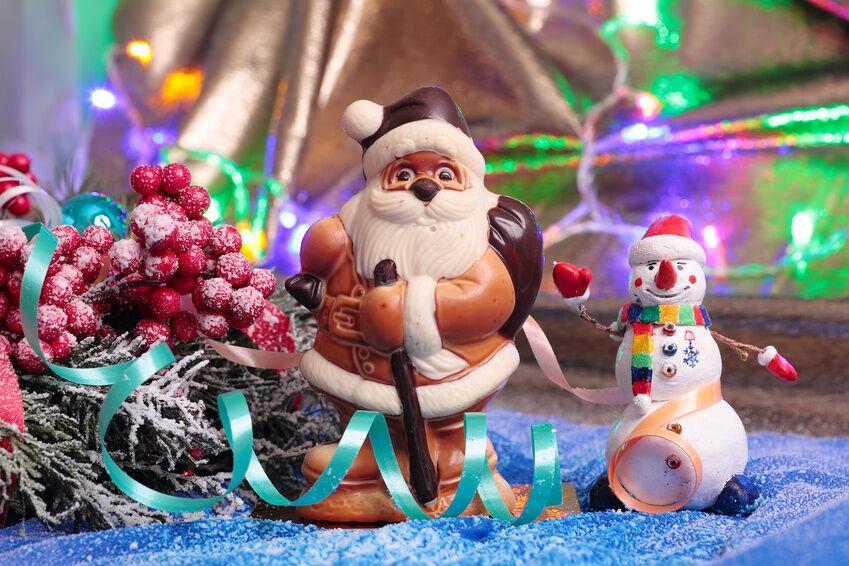 weihnachtliche dekoideen mit weihnachtsmannfiguren ebay. Black Bedroom Furniture Sets. Home Design Ideas