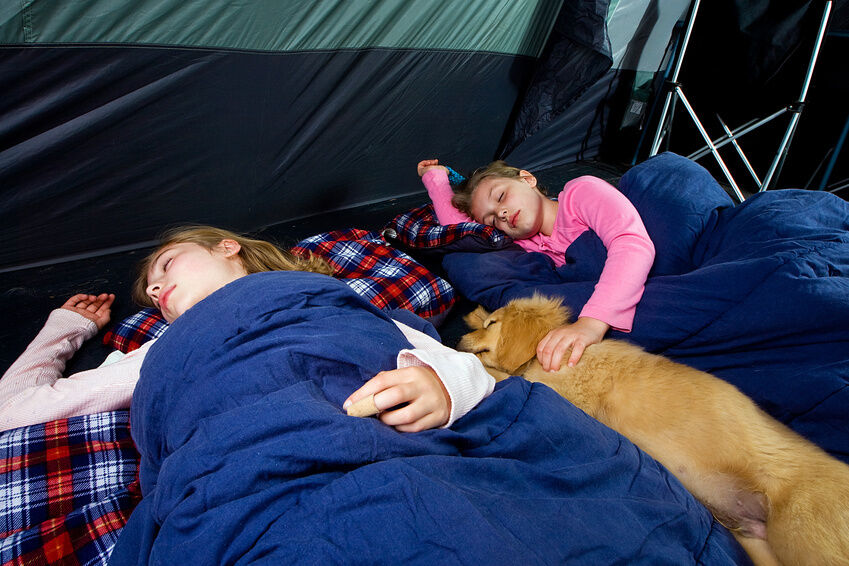How to Sleep Comfortably When Camping
