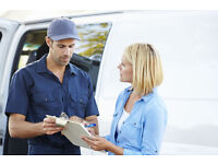 Courier drivers wanted, we provide the vehicle