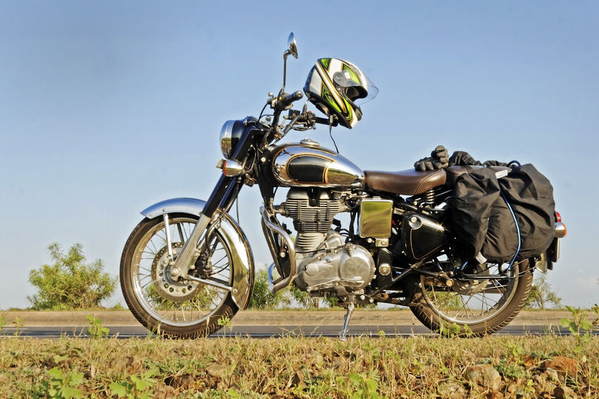 How to Attach Panniers to a Bike