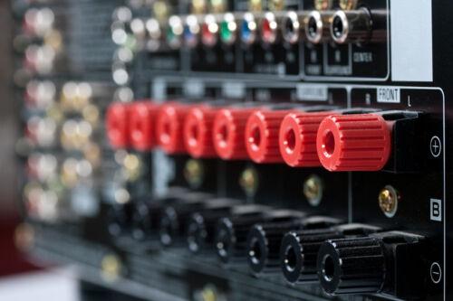 Speaker Terminals