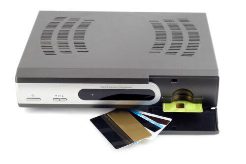 HD- und Sky-Empfang mit Smartcards genießen