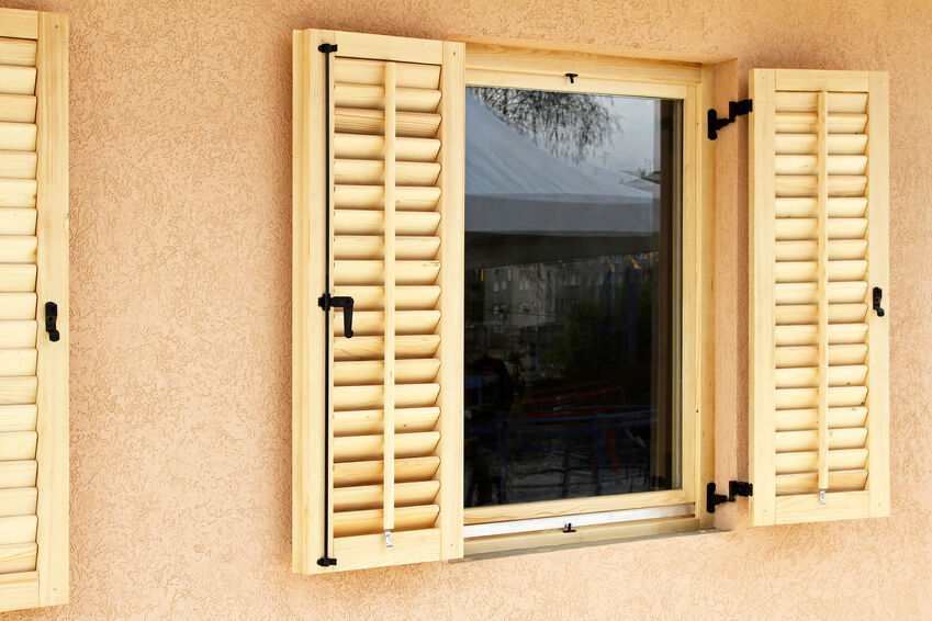 How To Install Exterior Window Shutters Ebay