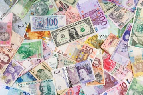 Papiergeld aus aller Welt - eine spannende Reise rund um den Globus