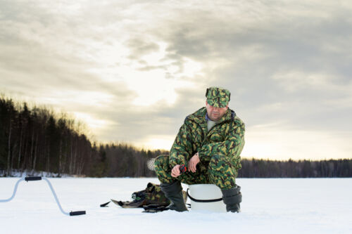 Ice fishing gear buying guide ebay for Ice fishing gear list