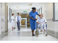Health Care Assistant Job Opportunities Paying £8-11 per Hour with Training Provided