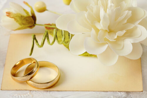 Grußkarten für Hochzeiten: mit diesen Glückwunschkarten begeistern Sie das Brautpaar