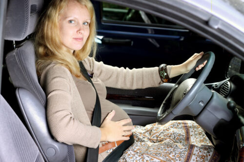 Seat Belt for Pregnant Mums