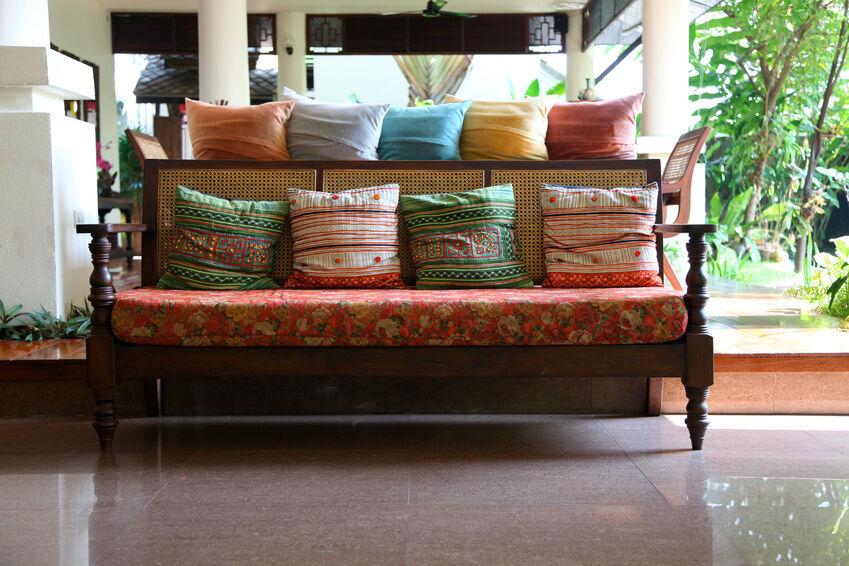 Einrichtungstipps: wie richte ich ein Wohnzimmer im Orient-Stil ein?
