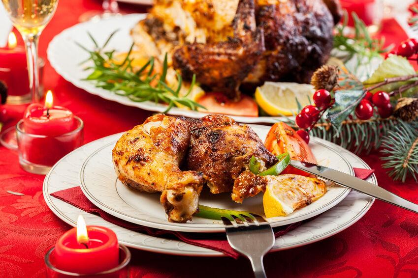 Make a Beautiful Christmas Dinner