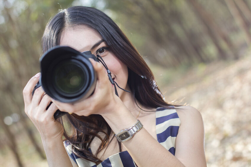 How to Care for Your Digital SLR Camera