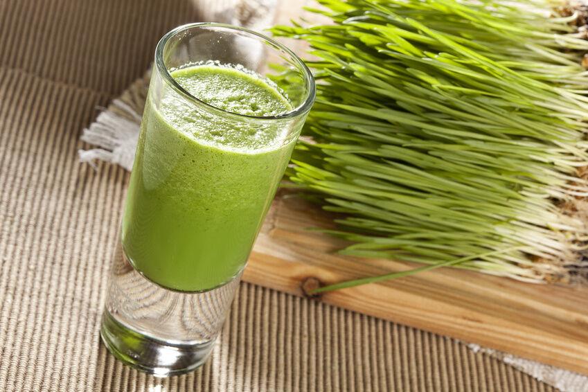 Die positiven Effekte von Weizengras auf die Gesundheit
