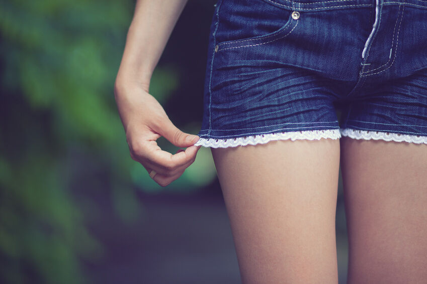 How to Make Your Own Denim Shorts