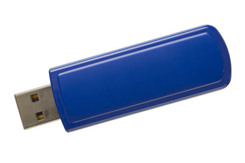 how to clear a usb stick