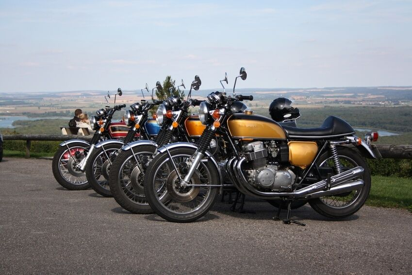 Für wen eignen sich Motorräder der Kawasaki Z-Reihe?