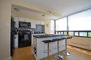 Fully Reno'd 1 Bdrm Across from the Public Gardens, just $1370!
