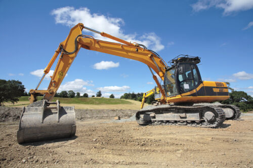 Construction Diggers: Help with Your Next Big Project