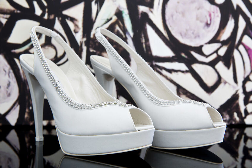 How to Accessorise Your Shoes with Diamante