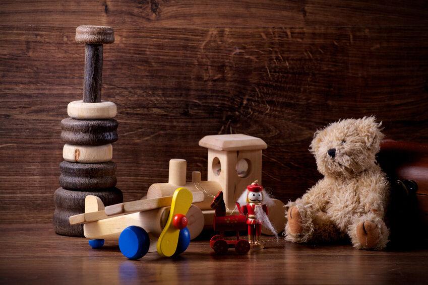Holzspielzeug zum selber bauen